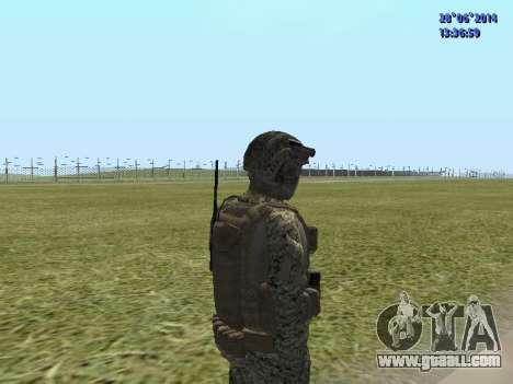 Alfa Antiterror for GTA San Andreas fifth screenshot