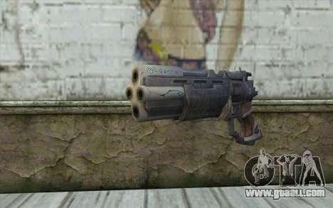 Mercy Gun for GTA San Andreas