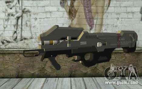 Halo Spartan Laser for GTA San Andreas