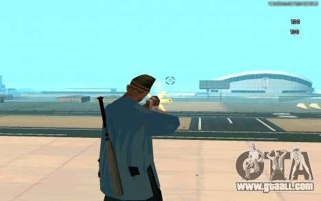 Eternal sight for GTA San Andreas forth screenshot