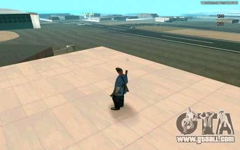 Eternal sight for GTA San Andreas second screenshot