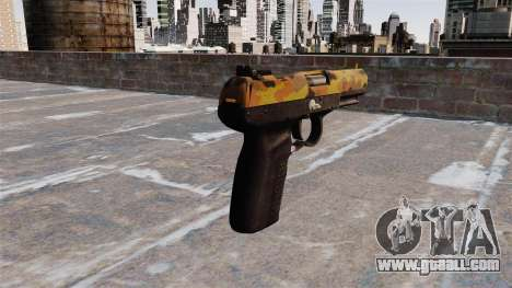 Gun FN Five seveN Fall for GTA 4 second screenshot