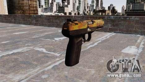 Gun FN Five seveN Fall for GTA 4 second screenshot