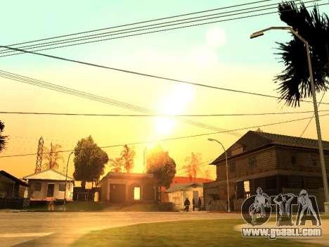 Beta Timecyc for GTA San Andreas fifth screenshot