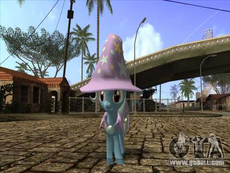 Trixie for GTA San Andreas