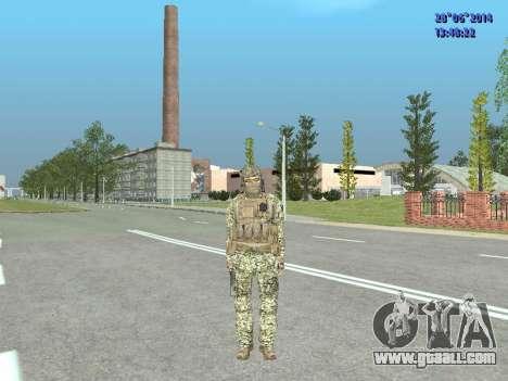 Alfa Antiterror for GTA San Andreas tenth screenshot