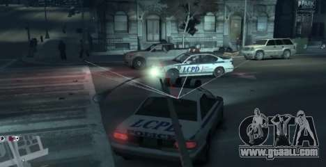 Watch Dogs Style MOD for GTA 4 second screenshot
