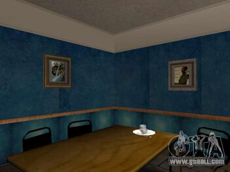 The new interior of the house CJ for GTA San Andreas forth screenshot