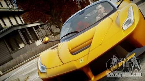 Ferrari LaFerrari v1.2 for GTA 4