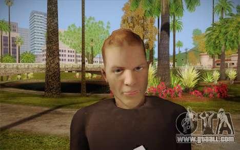 Sandr Yokkolo for GTA San Andreas third screenshot