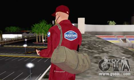 Bug Star Robbery for GTA San Andreas forth screenshot