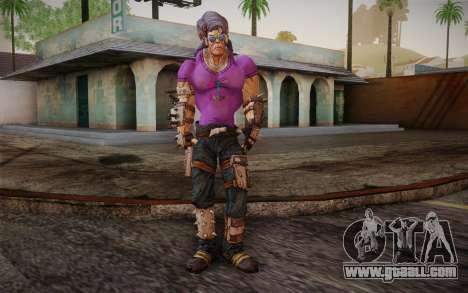 Grandma Flexington из Borderlands 2 for GTA San Andreas