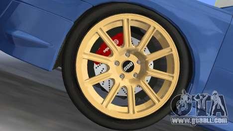 Subaru Impreza WRX STI 2005 for GTA Vice City right view