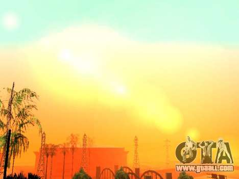 Beta Timecyc for GTA San Andreas sixth screenshot