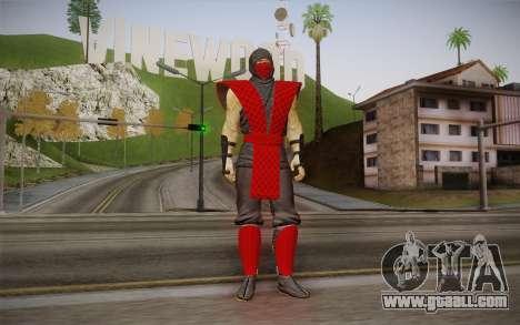 Classic Ermac из MK9 DLC for GTA San Andreas