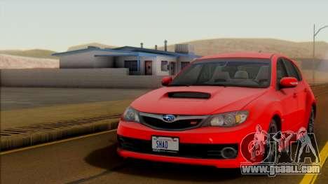 SA Beautiful Realistic Graphics 1.7 Final for GTA San Andreas eighth screenshot