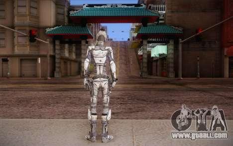 Zer0 из Borderlands 2 for GTA San Andreas second screenshot