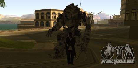 TitanFall Atlas for GTA San Andreas