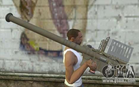 FIM-92 Stinger for GTA San Andreas third screenshot