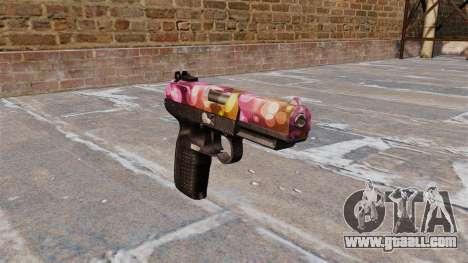 Gun FN Five seveN Dots for GTA 4