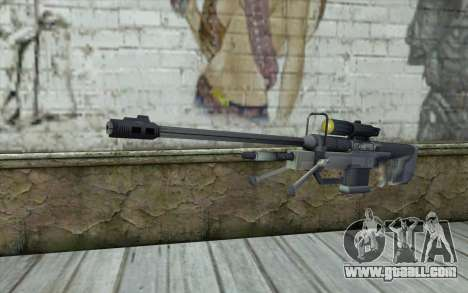 Sniper Rifle from Halo 3 for GTA San Andreas