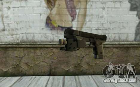 Glock 33 Advance for GTA San Andreas
