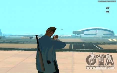 Eternal sight for GTA San Andreas third screenshot