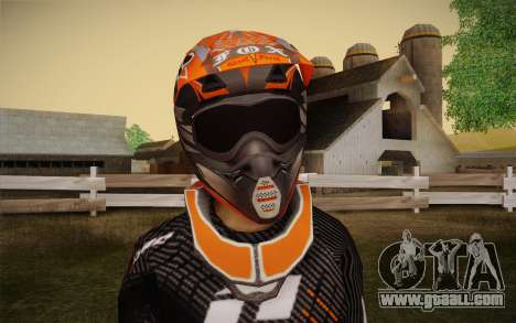 One Industries Vapor 2013 for GTA San Andreas third screenshot
