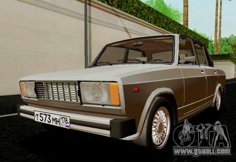 VAZ-2105 for GTA San Andreas right view