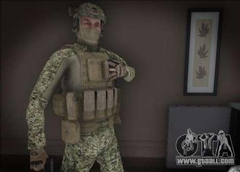 Alfa Antiterror for GTA San Andreas third screenshot