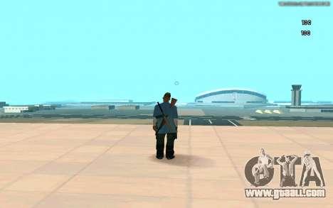 Eternal sight for GTA San Andreas