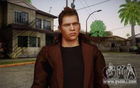 Dean Winchester for GTA San Andreas third screenshot