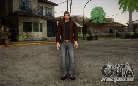 Dean Winchester for GTA San Andreas