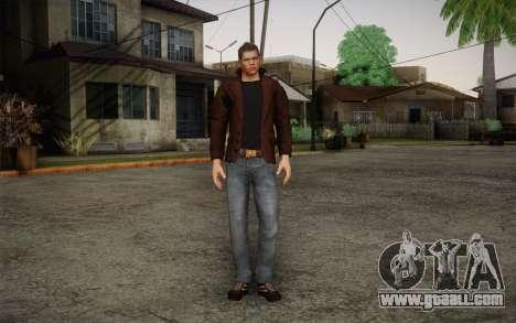 Dean Winchester for GTA San Andreas