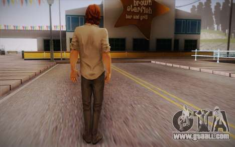 Bigby Wolf for GTA San Andreas second screenshot