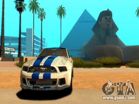 ENBSeries Realistic Beta v2.0 for GTA San Andreas second screenshot