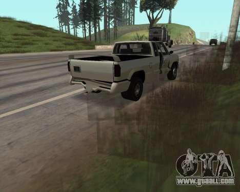 New Pickup for GTA San Andreas inner view