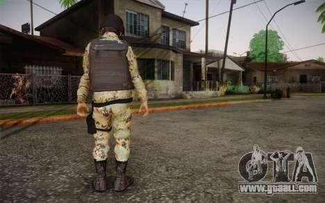 Desmadroso v6 for GTA San Andreas second screenshot
