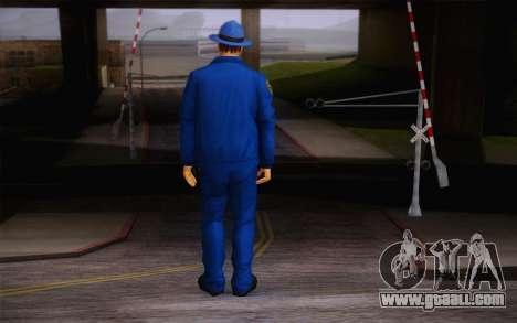 New Sheriff for GTA San Andreas second screenshot