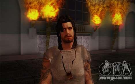 Jake Conway из Ride to Hell: Retribution for GTA San Andreas third screenshot