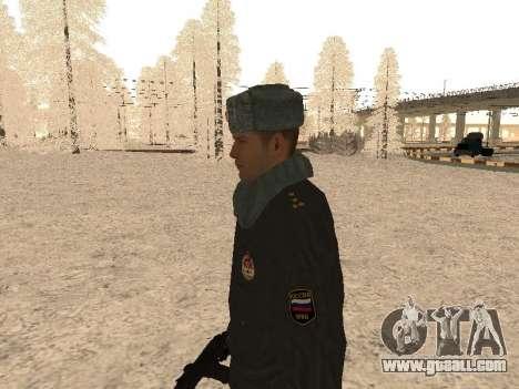 A police captain for GTA San Andreas second screenshot