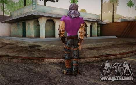 Grandma Flexington из Borderlands 2 for GTA San Andreas second screenshot