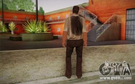 Maddog Skin из The Raid for GTA San Andreas second screenshot