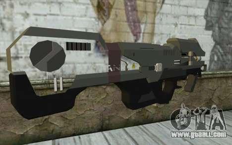 Halo Spartan Laser for GTA San Andreas second screenshot