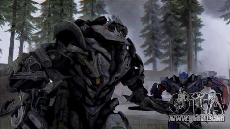 SA Beautiful Realistic Graphics 1.7 Final for GTA San Andreas fifth screenshot