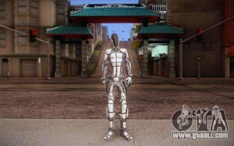 Zer0 из Borderlands 2 for GTA San Andreas