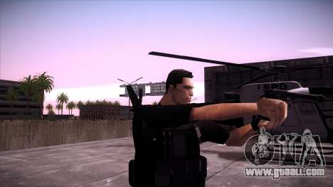 Special Weapons and Tactics Officer Version 4.0 for GTA San Andreas third screenshot