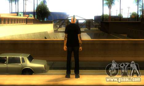 Punk (vwmycr) for GTA San Andreas third screenshot
