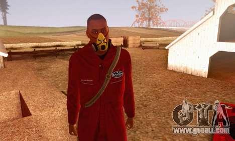 Bug Star Robbery 2 No Cap for GTA San Andreas second screenshot