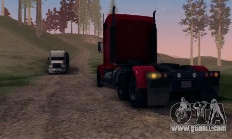 GTA V Packer for GTA San Andreas inner view